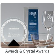 Awards and Crystal Awards