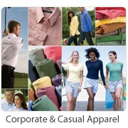 Corporate and Casual Apparel